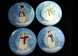 small decorative christmas plates new house designs
