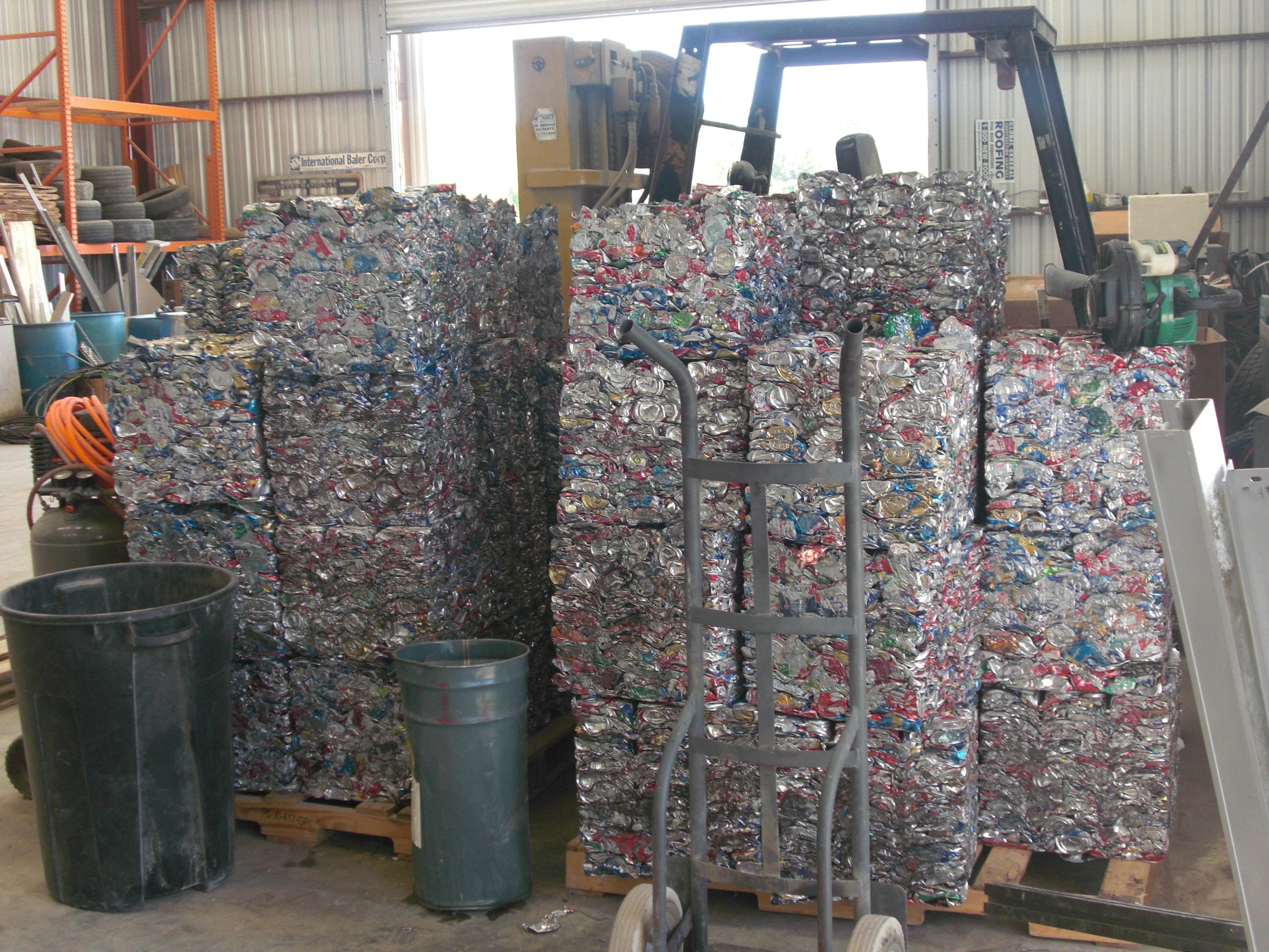 Aluminum Cans: Aluminum Cans Scrap Price Per Pound