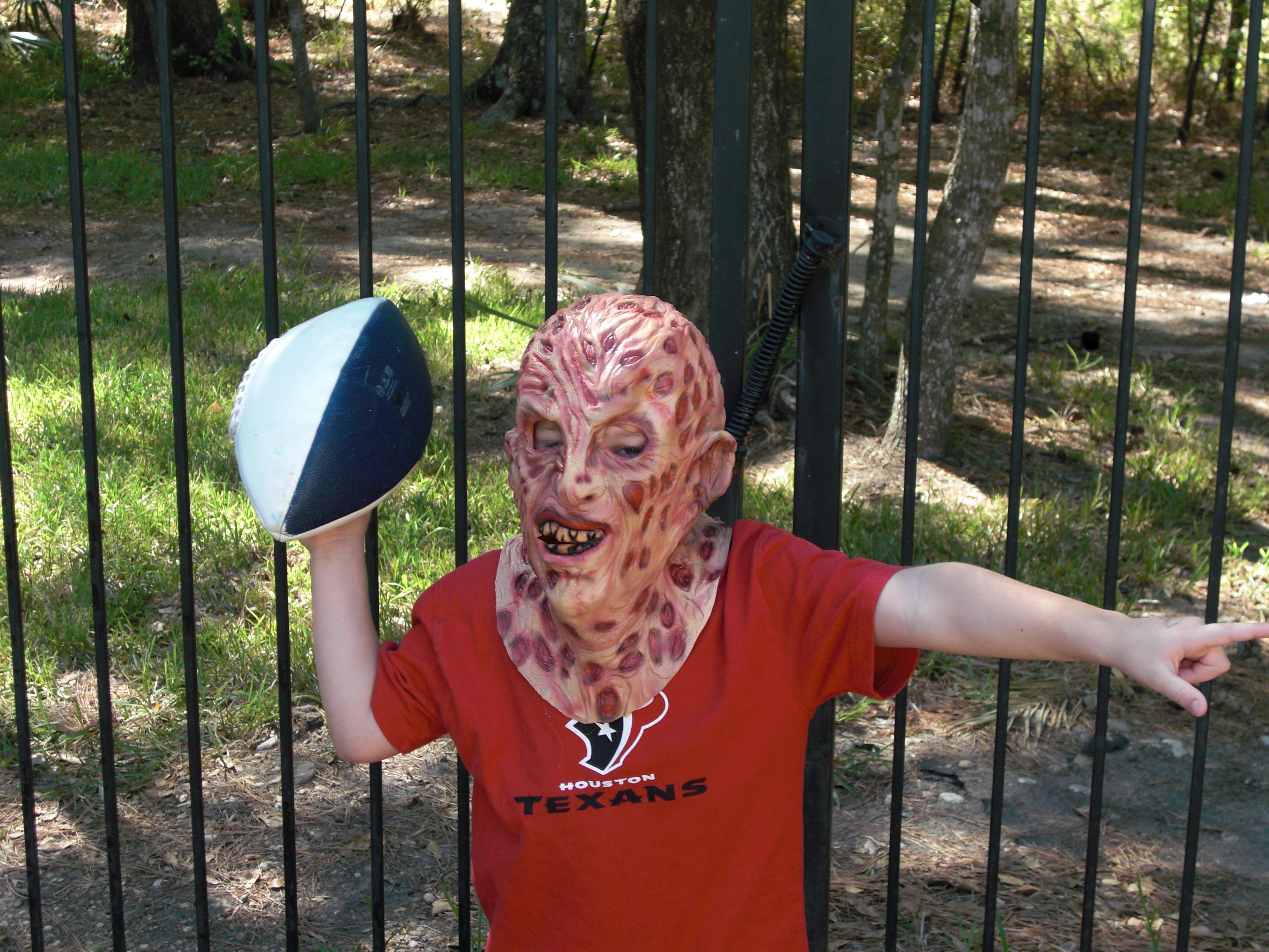 Freddy Krueger Halloween Mask Review