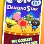 CookieCoo Dancing Star for iPad: Teach your children valuable motor skills!