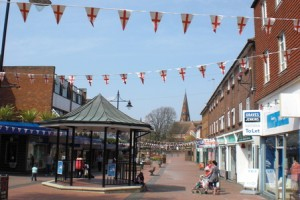 burgess hill town centre