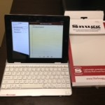 Snugg Bluetooth iPad Keyboard / Case Review & Giveaway ENDED