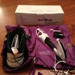 SteriShoe® Shoe Sanitizer Review / Giveaway ENDED