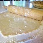 Simple One Layer Pie Crust Recipe