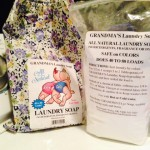 GrandmasPureAndNatural.com: Laundry Soap & Stain Stick Review