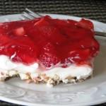 Linda's Strawberry Pretzel Salad Recipe