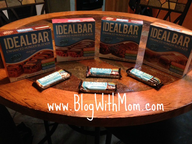 Idealbar on table