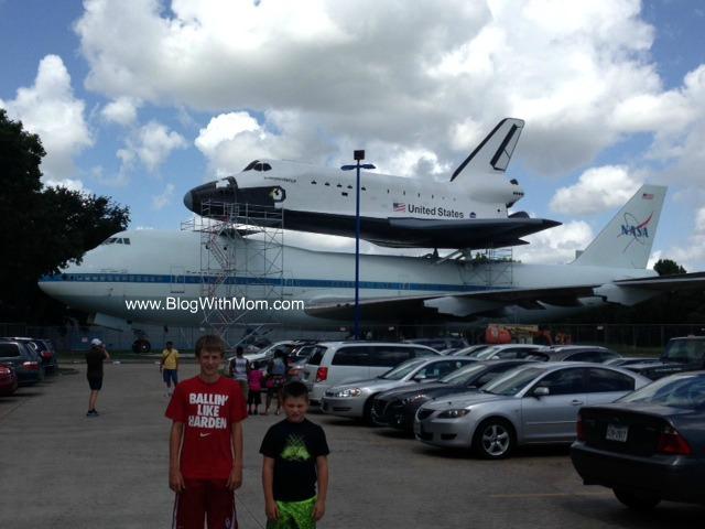 nasa houston space center address - photo #11