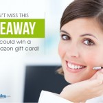 #Win $50 Amazon Gift Card From TollFree