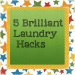 5 Genius Laundry Hacks
