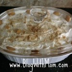 Easy Pudding Dessert:  Banana Pudding Recipe