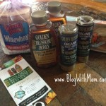 Organic  / Natural Golden Blossom Honey #giveaway ENDED