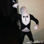 Morphsuits.com Helps With Tuxedo Morph Suit