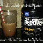 AdvoCare Post-Workout Recovery Chocolate Drink