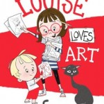 #Giveaway Louise Loves Art Picture Book ENDS 1/12