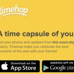 Timehop – The Digital Time Capsule App
