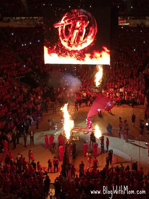 Rockets Game Opener