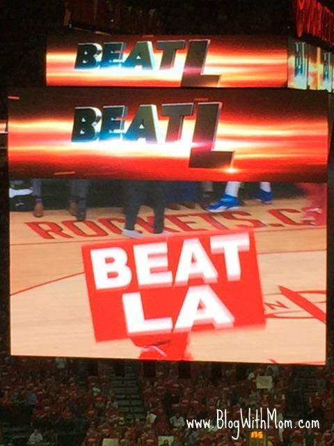 Rockets vs LA Clippers