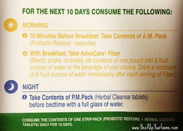 Advocare 10 Day Group Cleanse Started 61 Blogwithmom