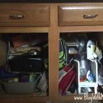 De-Clutter Your Cabinets