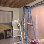 Kitchen ladders demo