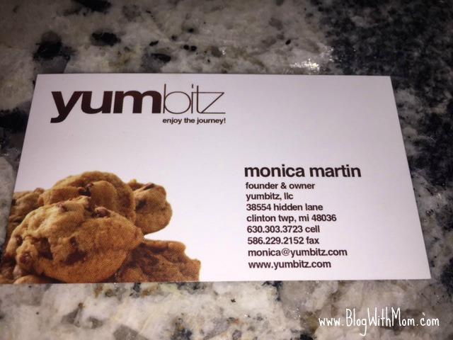 Yumbitz card