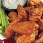 Chicken Hot Wings #Recipe