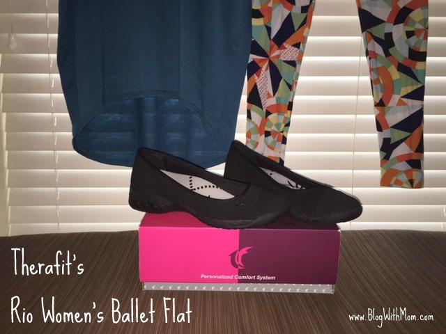 Ballet Flat Therafit