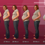 During pregnancy- pregnancy by trimester 2