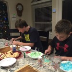 Cooking With Kids:  Holiday Tradition