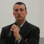 Chris Herren Spoke To Conroe ISD Families