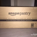 I Shopped Amazon Pantry
