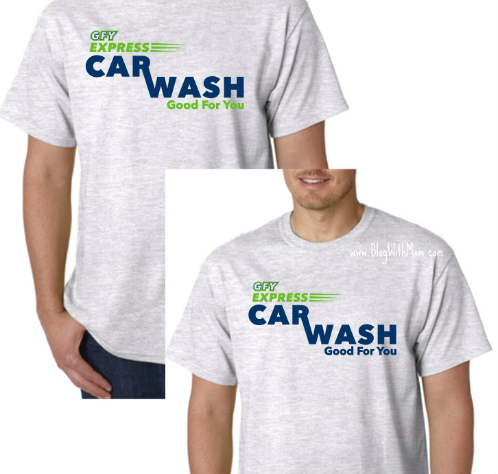 car wash ash shirts