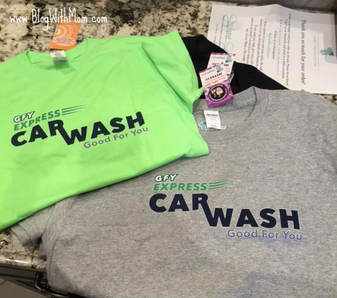 car wash shirts