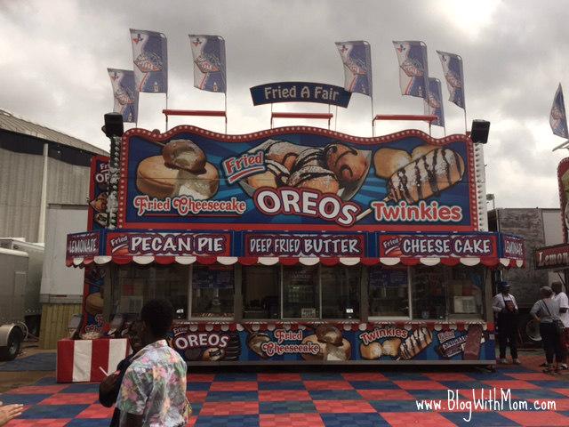 Rodeo Fried Oreos
