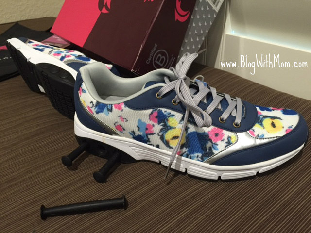 Therafit Flower Shoes 3