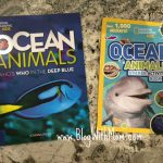 National Geographic Ocean Animals #Giveaway ENDS 8/8