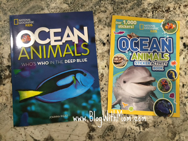 National Geographic Ocean Books