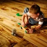 Why You Should Choose Wood Flooring (or Laminate) When You Have Kids!