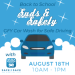 Safe Driving Event At GFY Car Wash