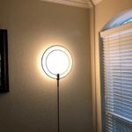 Brightech Eclipse LED Floor Lamp – So Cool!